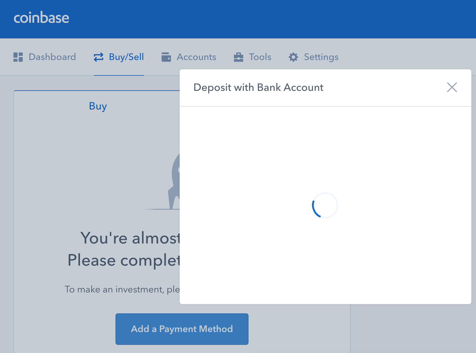 why does coinbase limit purchases